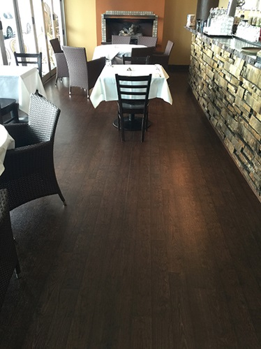 clean service for restaurant